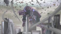 Galactus Lifted Off Ground AEMH