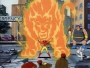 Pyro Forms Lion