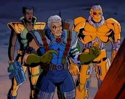 Cable with Clan Chosen