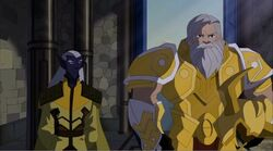 Odin Enters Palace TTA