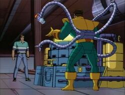 Doctor Octopus Brags About Tentacles