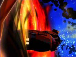 Mentor Ship Escapes Plasma Jump