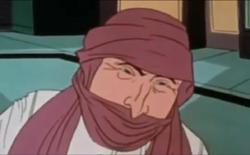 Scarf (Spider-Man (1967))