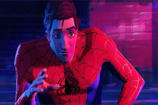 Spider-Peter SMITSV
