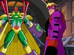 Vision Avengers Need Hawkeye