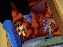 Bishop Wolverine Chase Gambit