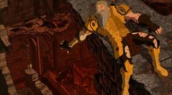Odin Reaches For Gungnir TTA