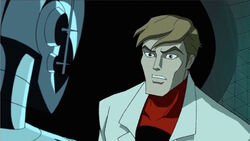 Hank Scared of Ultron AEMH