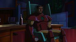 Tony Drinks Alone UA