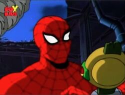 Spider-Man Looks at 15 Minute Bomb