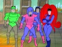 Frightful Four (Fantastic Four (1978))