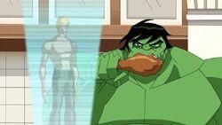 Hulk Explains Korvac AEMH