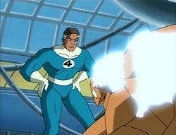 Mister Fantastic Watches Thing Cure