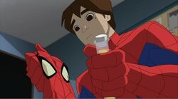 Spider-Man vs Cleanser SSM