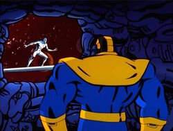 Thanos First Watches Silver Surfer