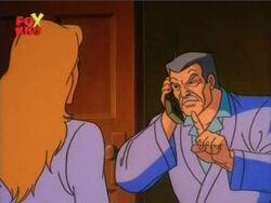 Ross Silences Betty