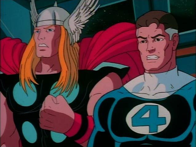 File:Thor Watches Ego Galactus Battle.jpg