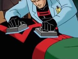 Defibrillator Wonder Man
