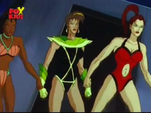Mariah, Jade, Risty
