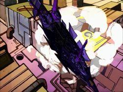 Nebula Ship Leaves Universal Library