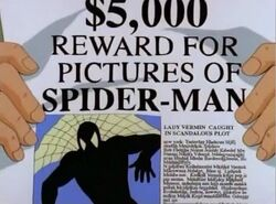 Daily Byte Spider-Man Reward