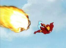 Dynamo Reentry Iron Man IMAA