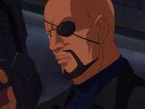 Nick Fury (Marvel Disk Wars: The Avengers)