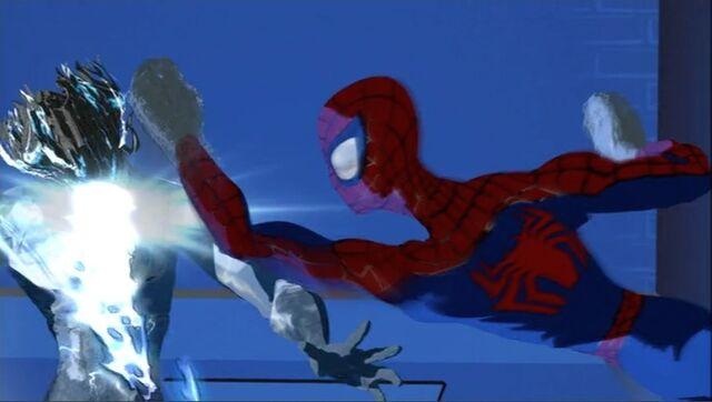File:Spider-Man Punches Electro SMTNAS.jpg