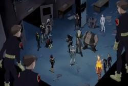 X-Men full team up on Brotherhood XME