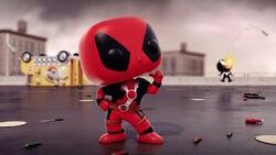 Deadpool Beats Venom CMCG