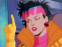 Jubilee Sabretooth Like Wolverine