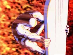 Silver Surfer Survives Nova Event