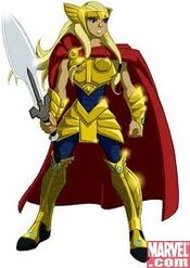 Torunn Asgard Armor NAHT