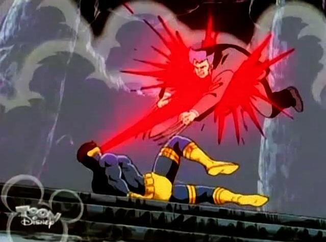 File:Cyclops Bot Attacks Logan.jpg
