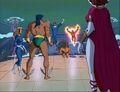Fantastic Four Charge at Namor.jpg