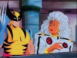 Wolverine Unlocks File Cabinet