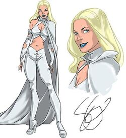 Emma Frost XME Concept