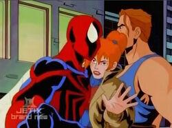 Karen Gets Between Spider-Man John