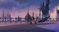 X-Men Genosha Arrival WXM