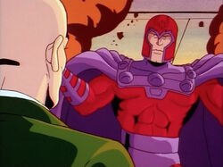 Magneto Xavier Not Wiser