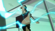 Max electrocuted