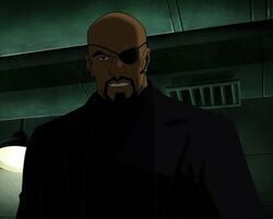 Nick Fury UA