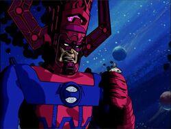 Galactus Viral Vision Grabs Silver Surfer