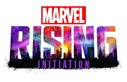 Marvel Rising Initiation Logo