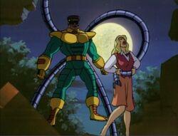 Doctor Octopus Kidnaps Felicia