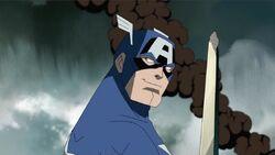 Cap Bucky Returns AEMH