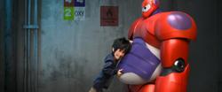 Hiro Assembles Baymax BH6 Teaser