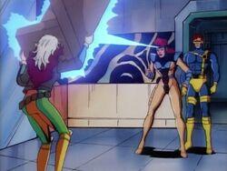 Jean vs Rogue