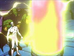 Nebula Watcher Beacon Lights Up