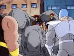 Brotherhood Trap X-Men